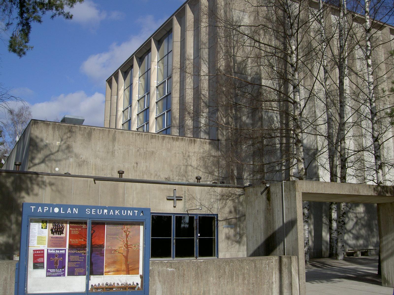 Architecture spotlight: the not-so beautiful churches of Finland   Metropolitan.fi