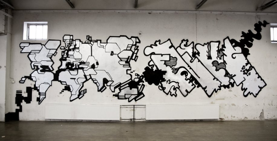 Finnish graffiti artist egs specializes on maps metropolitan map graffiti 4 gumiabroncs Image collections
