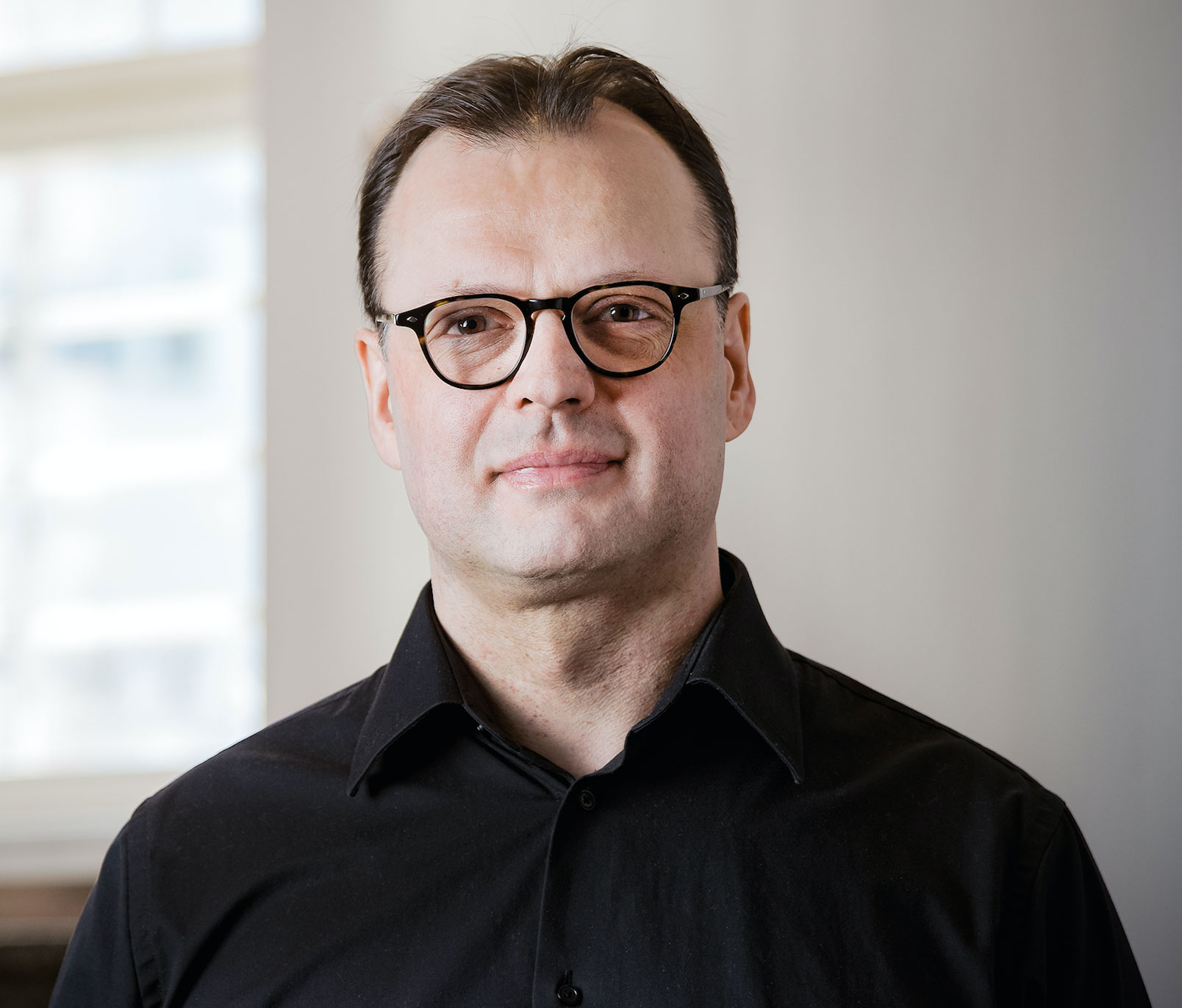 Janne Knuutinen, CEO of Zero Reception