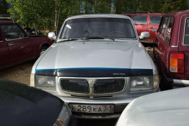 Russian car auction in Finland 10