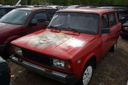 Russian car auction in Finland 101