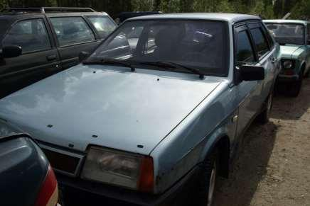 Russian car auction in Finland 103