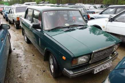 Russian car auction in Finland 104