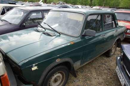 Russian car auction in Finland 13