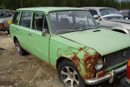 Russian car auction in Finland 16