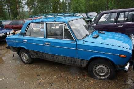 Russian car auction in Finland 2
