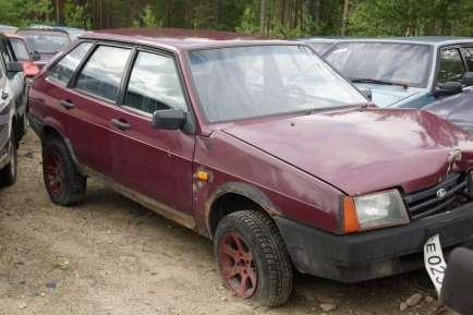 Russian car auction in Finland 20
