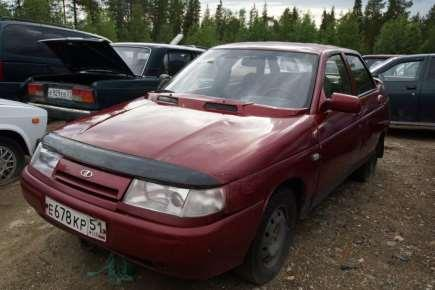 Russian car auction in Finland 23
