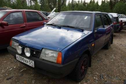 Russian car auction in Finland 24