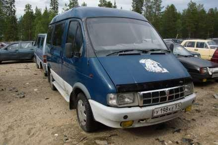 Russian car auction in Finland 26