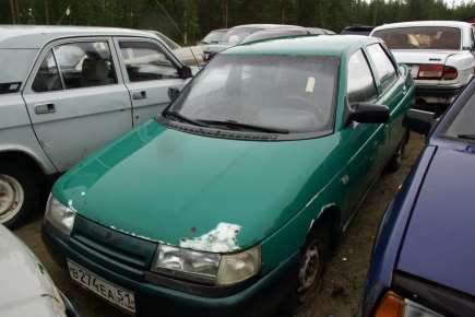 Russian car auction in Finland 30