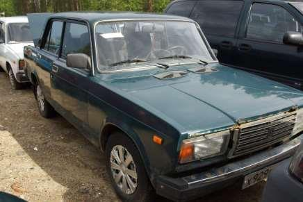 Russian car auction in Finland 35