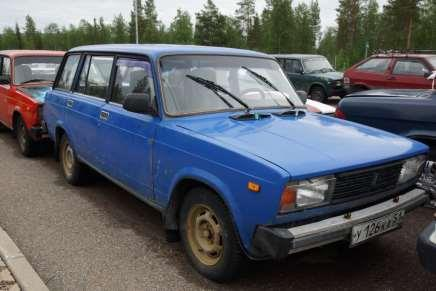 Russian car auction in Finland 37