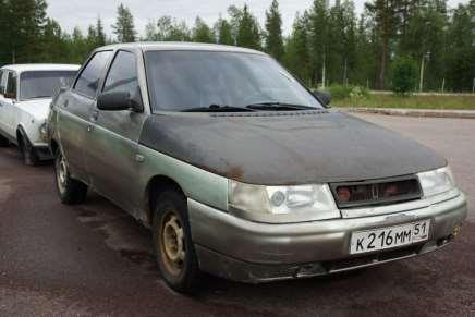 Russian car auction in Finland 38