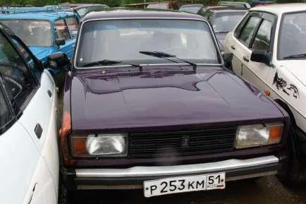 Russian car auction in Finland 47