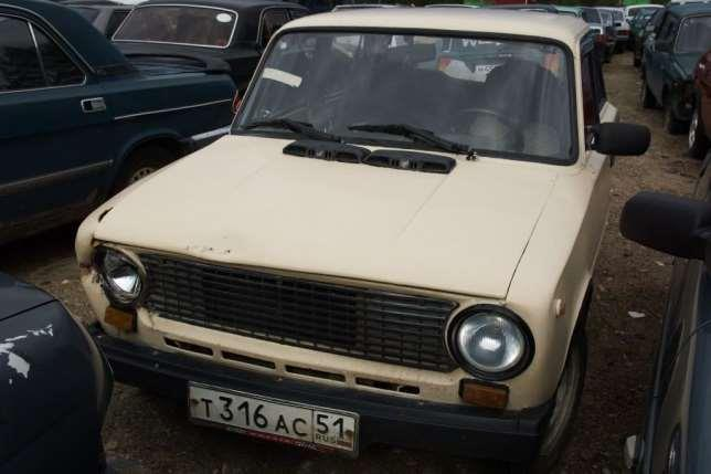 Russian car auction in Finland 5