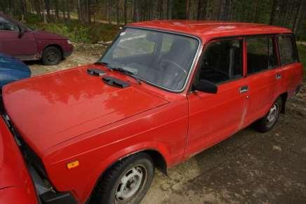 Russian car auction in Finland 59