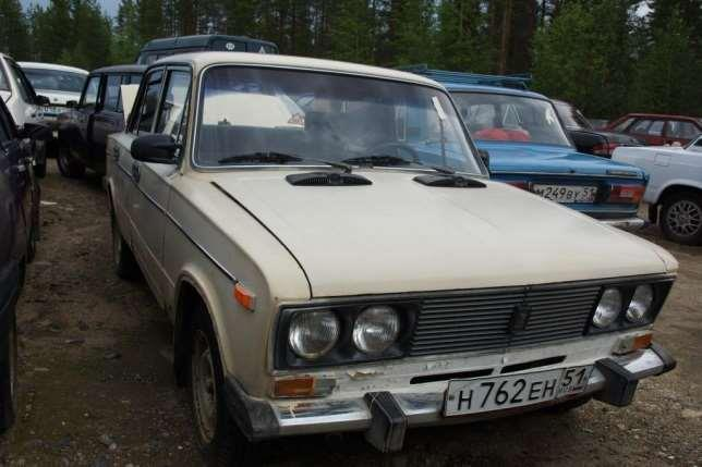 Russian car auction in Finland 6