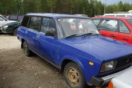 Russian car auction in Finland 70