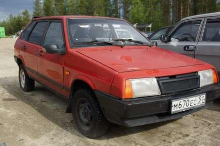 Russian car auction in Finland 77