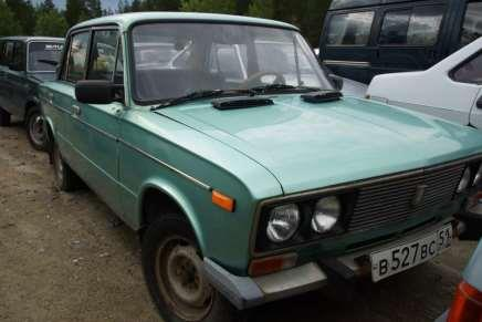 Russian car auction in Finland 83