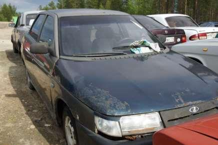 Russian car auction in Finland 84