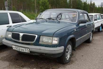 Russian car auction in Finland 89