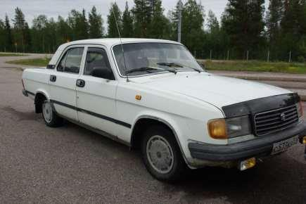 Russian car auction in Finland 95