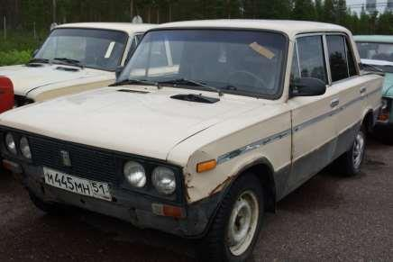 Russian car auction in Finland 98