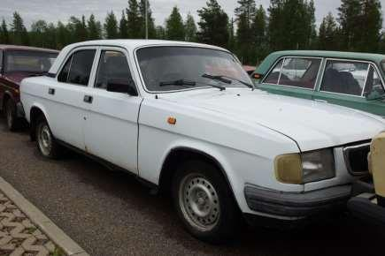 Russian car auction in Finland 99