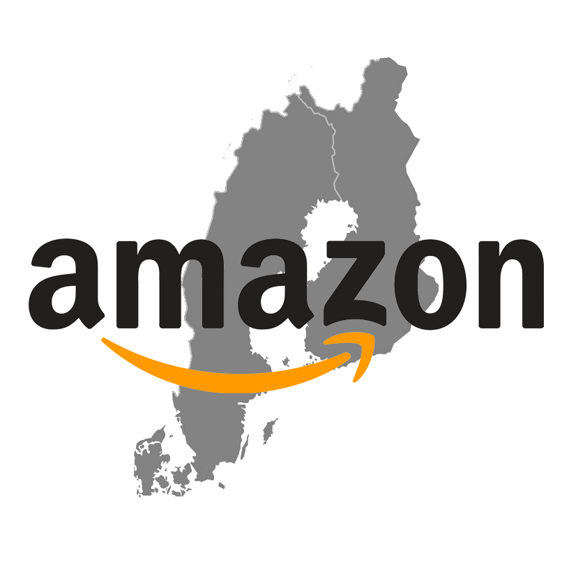 amazon with free next day delivery in finland denmark sweden in