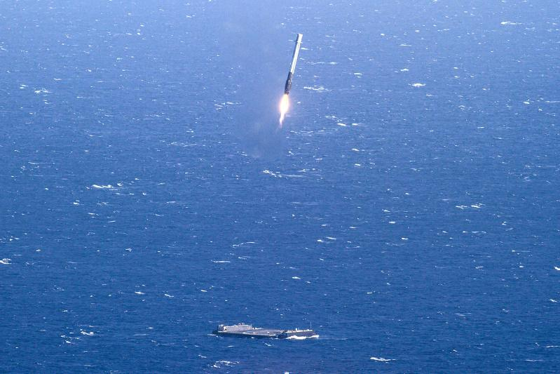 Wärtsilä plays key part in each SpaceX launch, collaboration talks